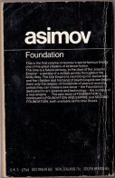 Foundation - back cover
