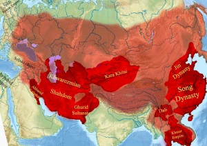 The Blood Realms - Civilisation after the catastrophe of the Mongols