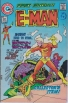 Cover for E-Man Issue1 edited for color cast