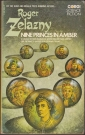 Nine Princes in Amber by Roger Zelazny, illustration by Patrick Woodroffe