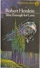 Time Enough for Love - Robert Heinlein illustration by Bruce Pennington