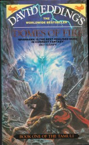 David Eddings - Domes of Fire