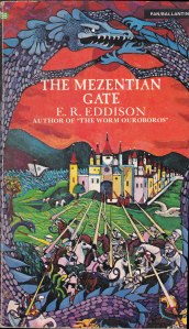 ER Eddison - The Mezentian Gate