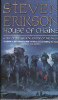 Steven Erikson - House of Chains