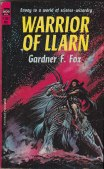 Gardner F Fox - Warrior of Llarn