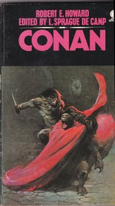 Robert E Howard - Conan