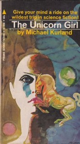 Michael Kurland - The Unicorn Girl