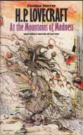 H.P Lovecraft - At the Mountains of Madness