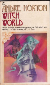 Andre Norton - WitchWorld