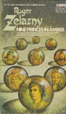 Roger Zelazny - Nine Princes in Amber