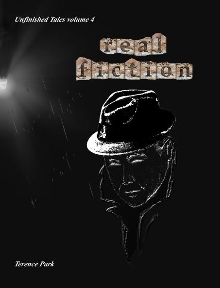 Cover for Real Fiction POD
