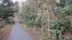 Bicycle way 3, near Caton