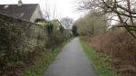 Bicycle way 4, near Caton