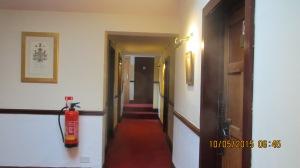 Elmbak Hotel upstairs