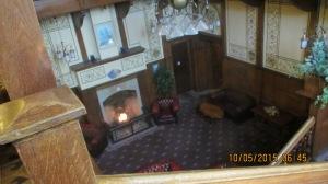 Elmbak Hotel central stairwell 2
