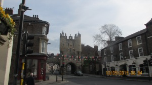 Closer to Micklegate, York