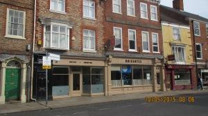 Brigantes Bar, Micklegate, York