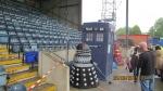 Tardis + Dalek