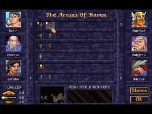 Raven: Armies