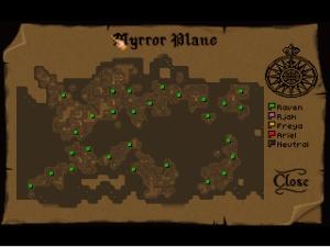 Myrror Plane - random map