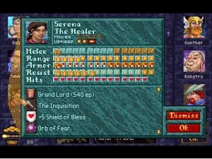 Serena the Healer