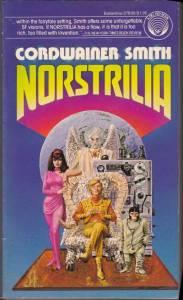 cover to Nostrilia 1978 Ballantine pb