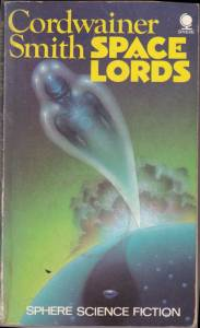 cover to Space Lords 1972 Sphere edition
