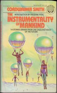 cover to The Instrumentality of Mankind 1979 Ballantine edition