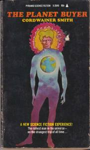 The Planet Buyer - cover to the 1964 Pyramid pb