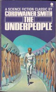 cover to The Underpeople 1975 Sphere pb