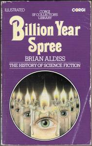 Cover to Corgi SF Collector's Library edition