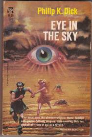 Eye in the Sky Ace Books H39, 1967 edition, front cover