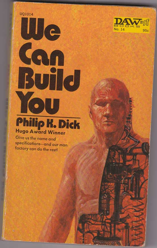 We Can Build You DAW Books #14 1972 edition - front cover