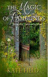 Kate Fields: The Magic of Ramblings - front cover