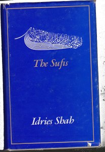 The Sufis by Idries Shah front cover