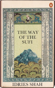 The Way of the Sufi by Idries Shah, front cover