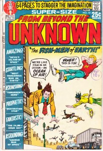 From Beyond the Unknown #10 cover