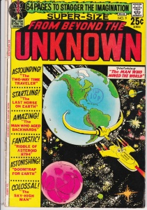 From Beyond the Unknown cover #9