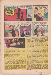 Mystery In Space #107 Announcing Direct Currents