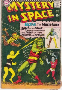 Mystery In Space #107 cover
