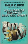 Do Androids Dream of Electric Sheep by Philip K Dick, Cover to Panther 1972 edition